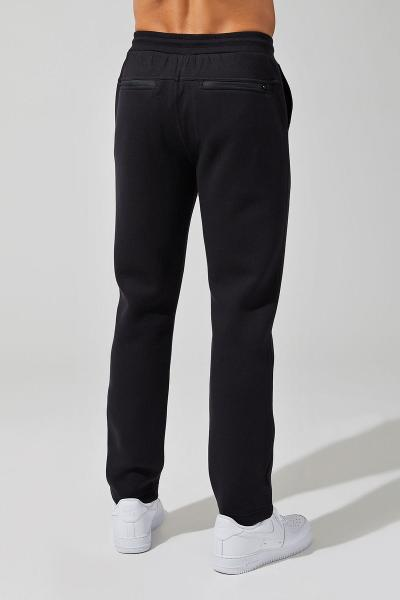 OUTGOING FLEECE SWEATPANT - BLACK