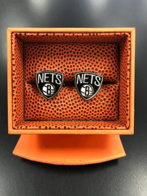 TEAM CUFFLINKS - NETS