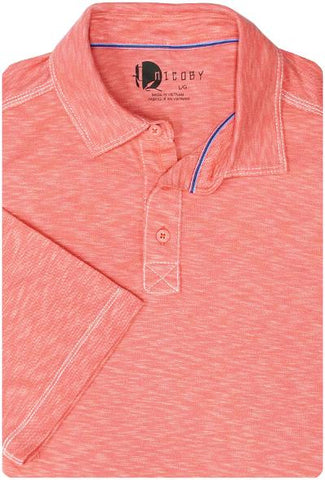 BUTTA SOFT POLO - MAGENTA