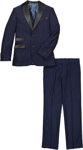 BOYS RIPPIN` THIS JOINT TUX - NAVY