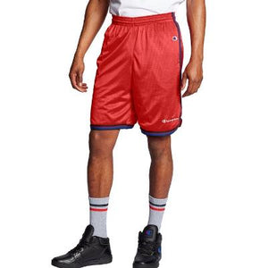 OLD SCHOOL CHAMPION SHORT - RED