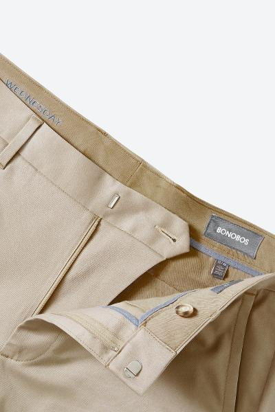 STRETCH WEEKDAY WARRIOR PANT - TAN