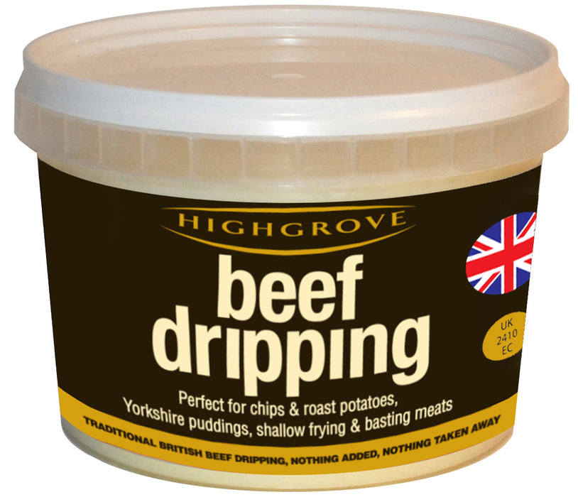Highgrove British Beef Dripping (500g)