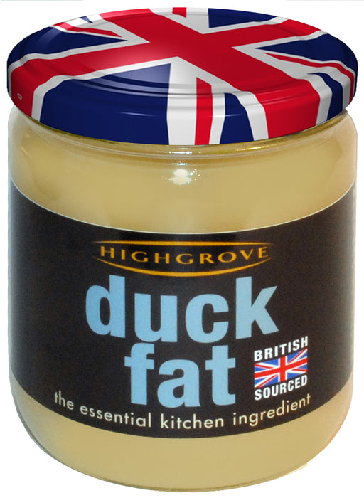 Highgrove British Duck Fat (320g Glass Jar)