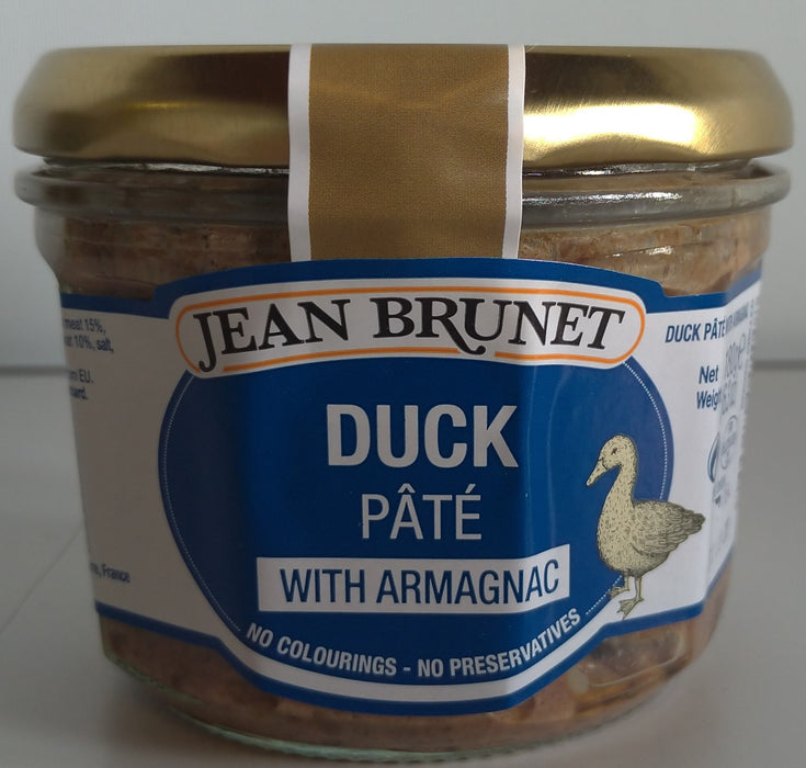 Duck Pate with Armagnac