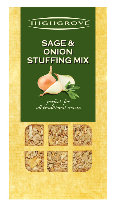 Highgrove Sage & Onion Stuffing Mix