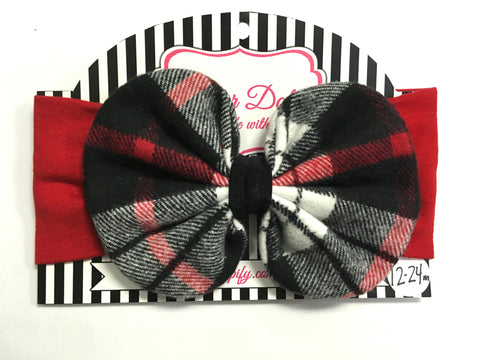 Lil Dollz Holiday Headband