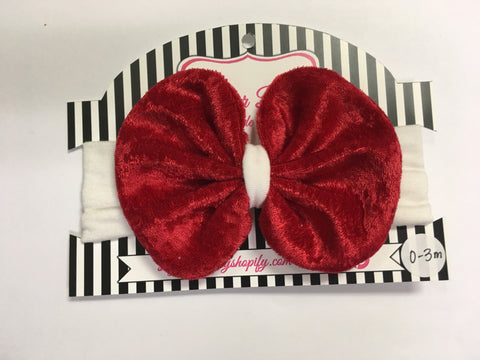 Lil Dollz Christmas Headband