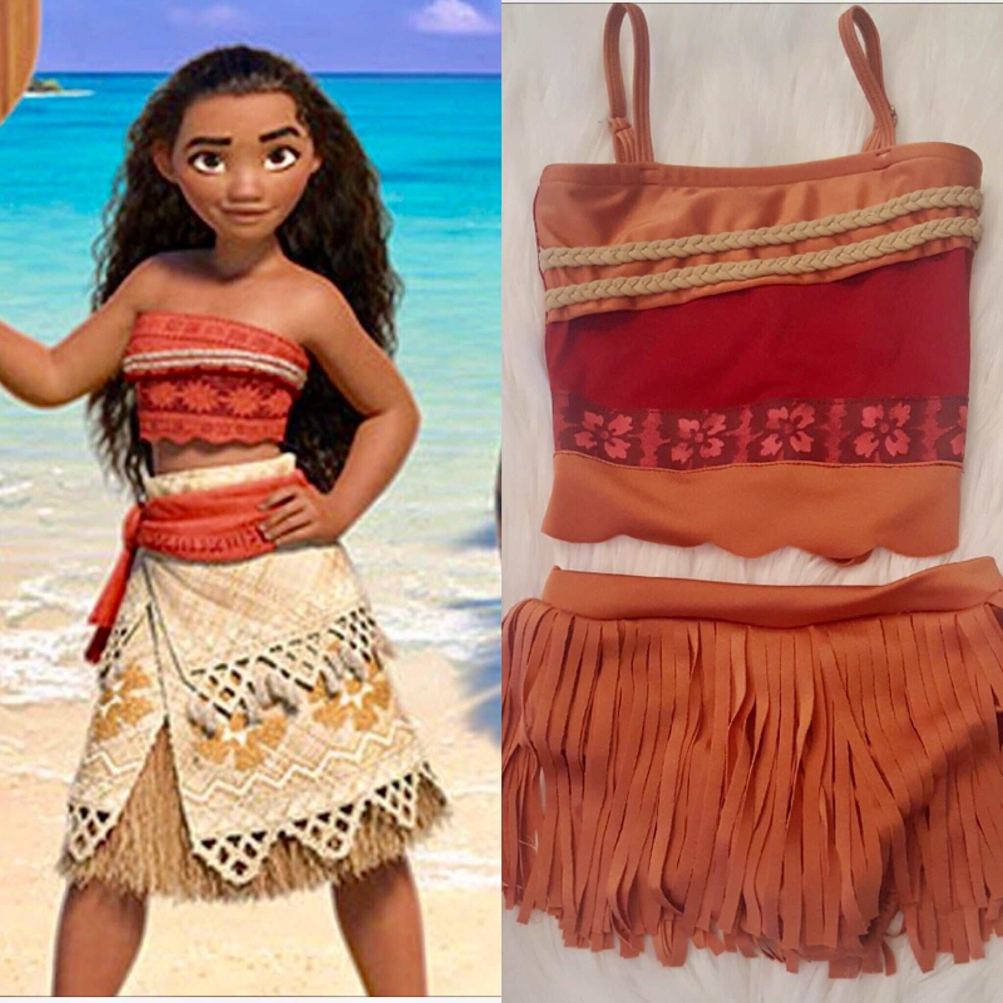 Moana Swimsuit