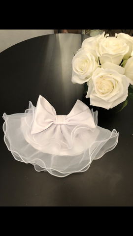 Bridal BOW & TULE