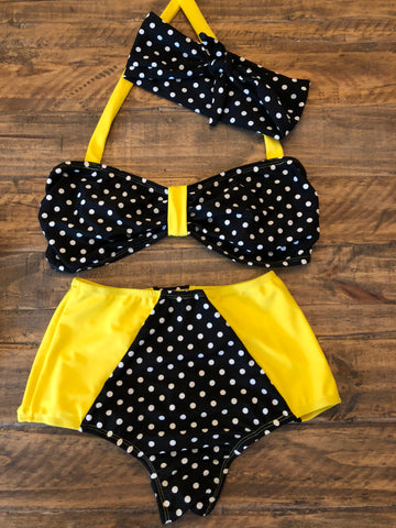Bumble Bee ( Mommy Bikini)