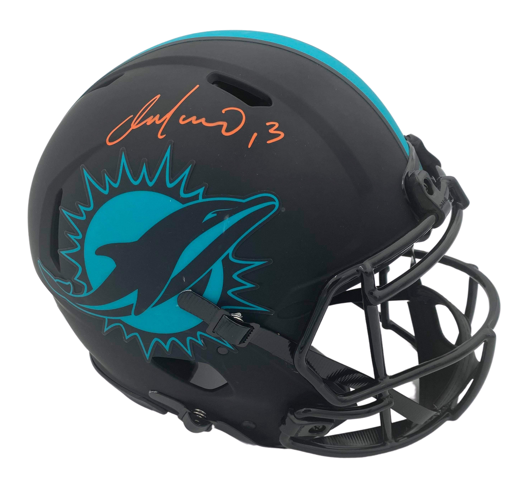 Dan Marino Signed Eclipse Authentic