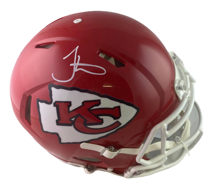 Tyreek Hill Signed Speed Authentic