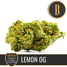 Load image into Gallery viewer, NIKKI & SWAMI'S LEMON OG