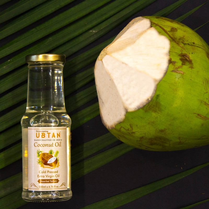 Cold Pressed Extra Virgin Coconut Oil