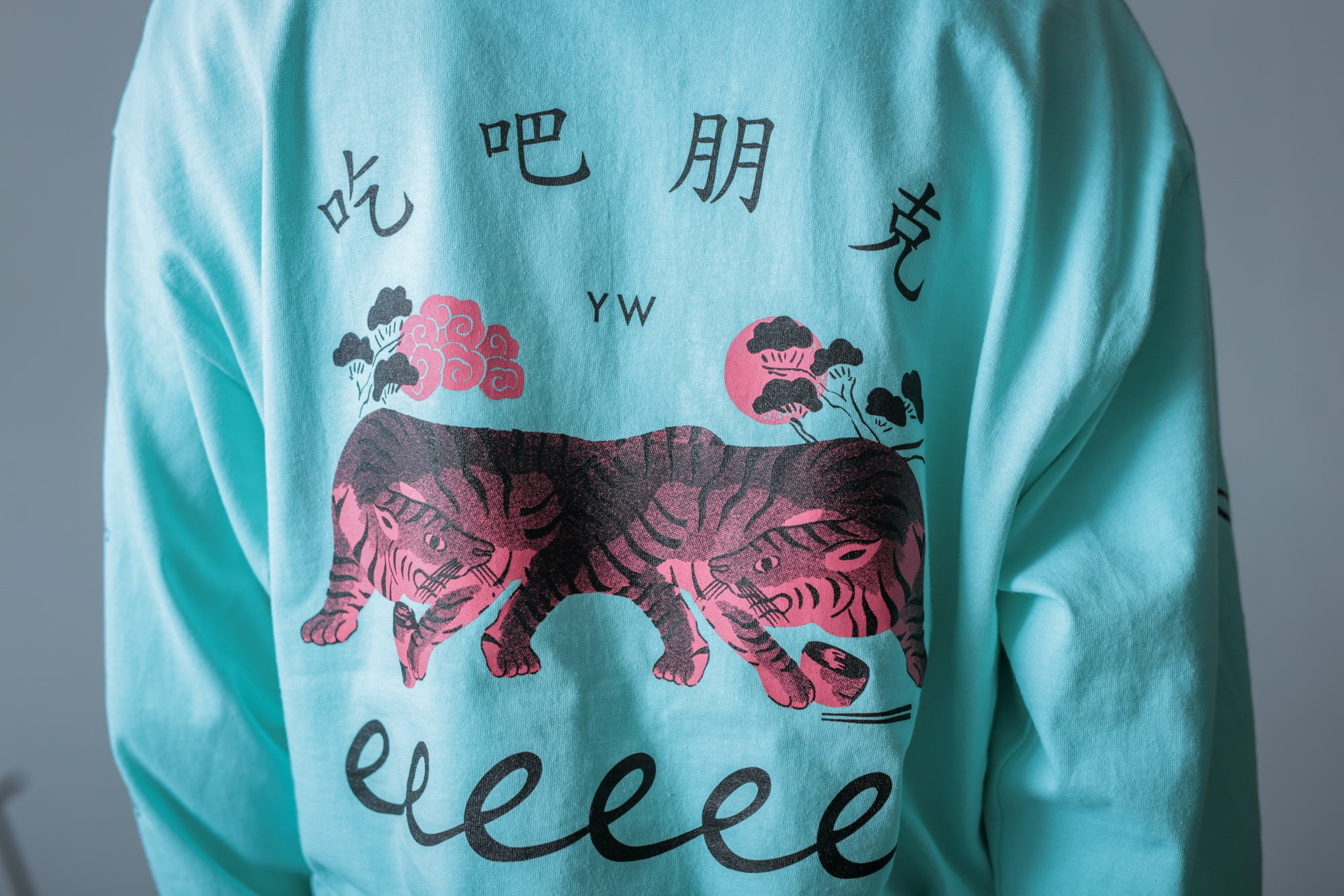 NEW COLOR! Maison YWE  L/S TEE