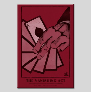 The Vanishing Act Magnet