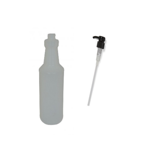 1L Tower Bottle w/ Pump