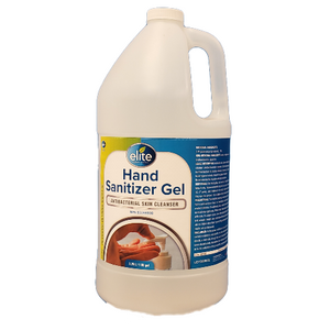 Elite 70% IPA Hand Sanitizer Gel 3.78L