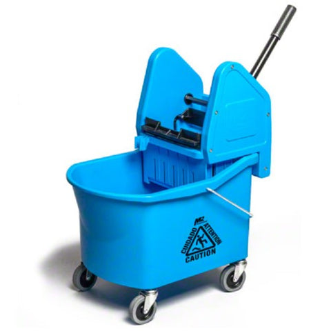 32 Quart Bucket w/Down Press Wringer