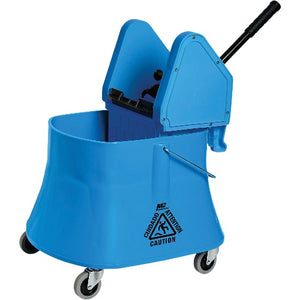 40 Quart Bucket  w/Down Press Wringer