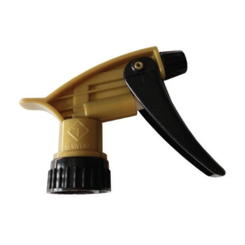 Gold/Black Acid Resistant Trigger Sprayer