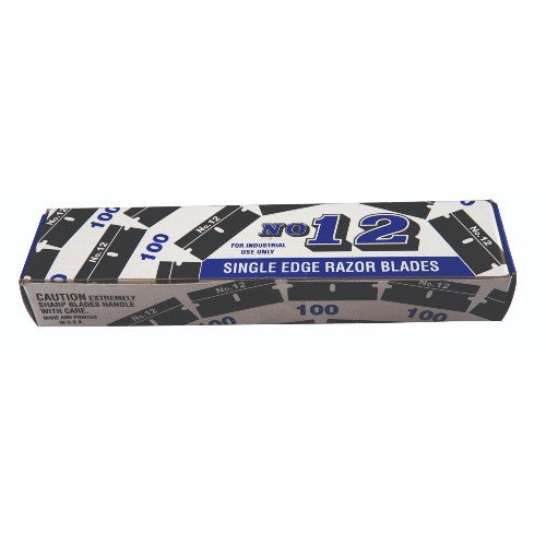 Single Edged Razor Blades  - 100/pkg