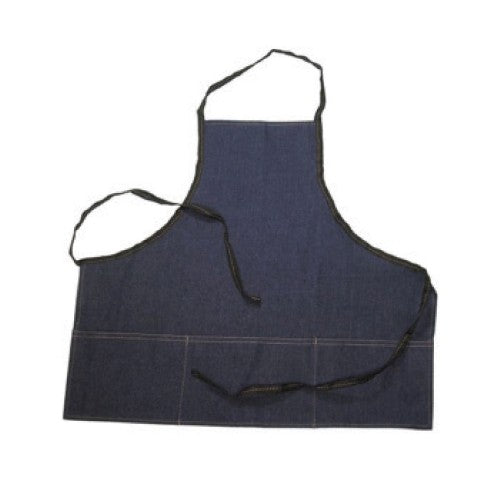 Denim Apron w/Pockets