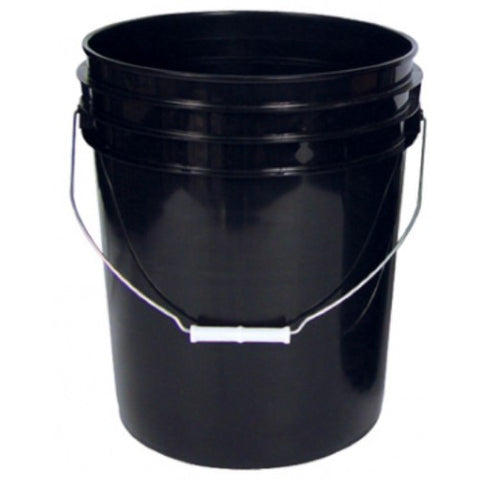 5 gallon Pail - Black