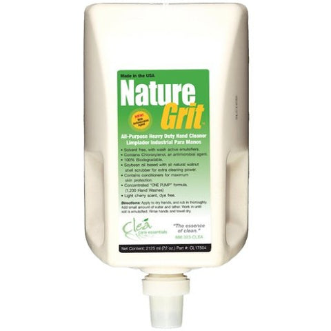 Nature Grit HD Hand Cleaner Cherry, 4x2125ml
