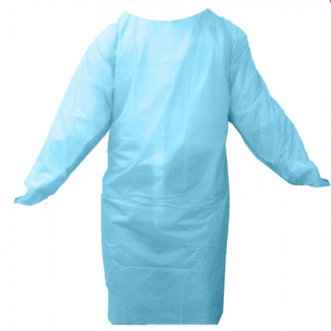Poly Isolation Gowns