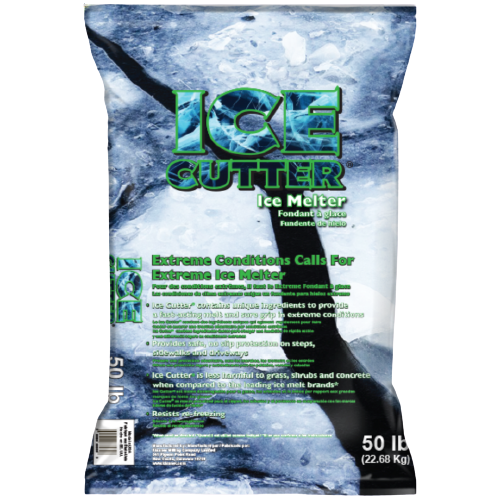 Ice Cutter Ice Melter 50lb Bag