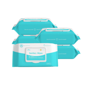 75% Alcohol Wipes, 50/pkg