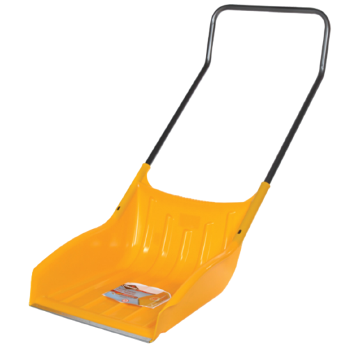 Sleigh Style Snow Shovel/Pusher