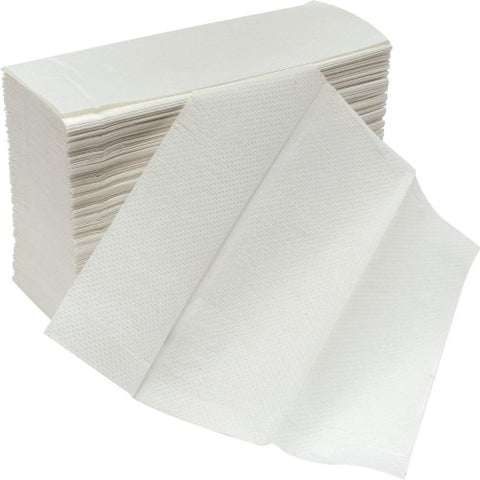 White Multi Fold Towels