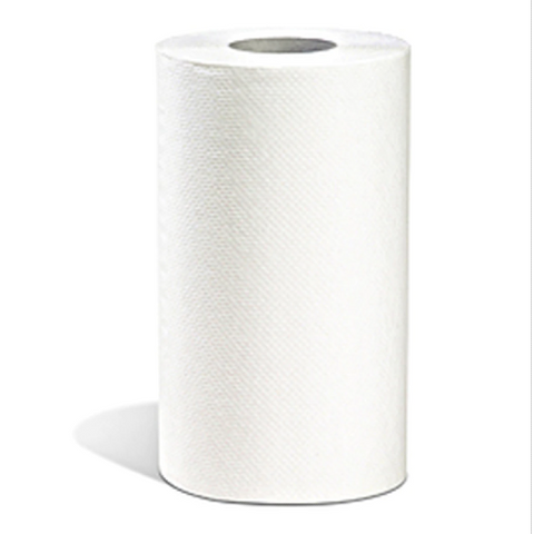 White Roll Towels 24x205'