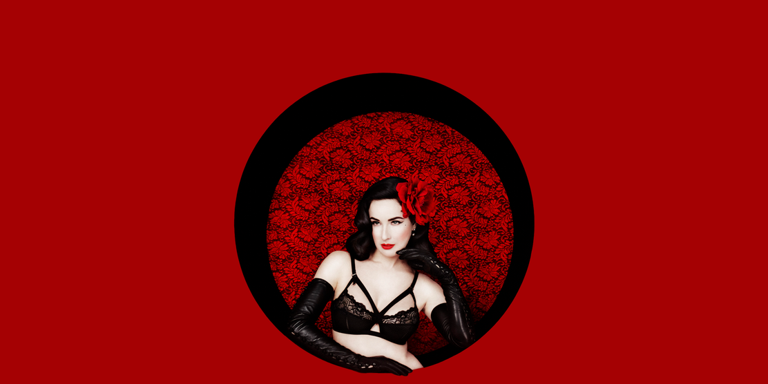 WIN THE ULTIMATE GLAMOUR PACK BY DITA VON TEESE