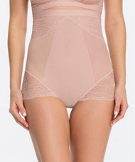 Spotlight on Lace High Waist Brief Spanx Porte-à-Vie