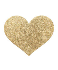 FLASH HEART GOLD-PASTIES-BIJOUX INDISCRETS-Porte-à-Vie