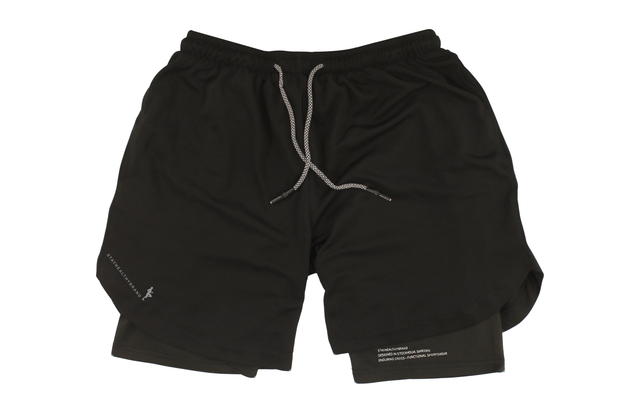 001. Cross-Functional Shorts - Black
