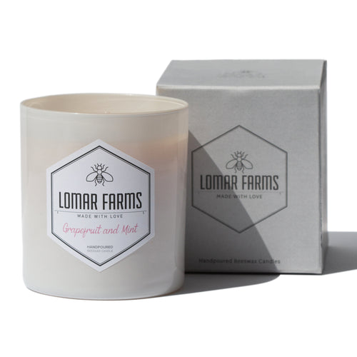Sanctuaire-lomar-farm-mint-candle