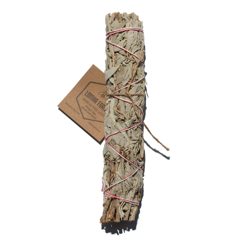 Sanctuaire-lomar-farms-sage-smudge-stick