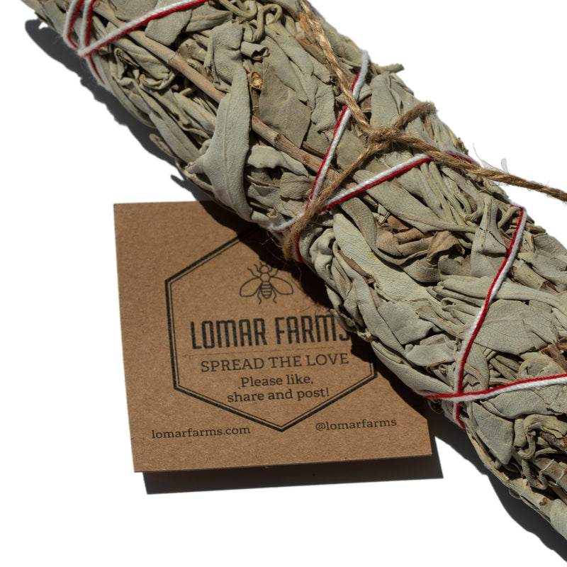 Sanctuaire-lomar-farms-sage-smudge-wand