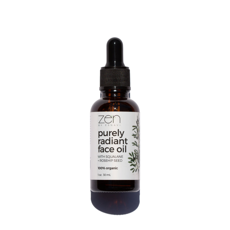 PURELY RADIANT FACE OIL