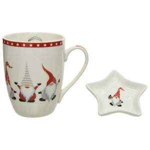 Christmas Dwarves Tea Gift Set