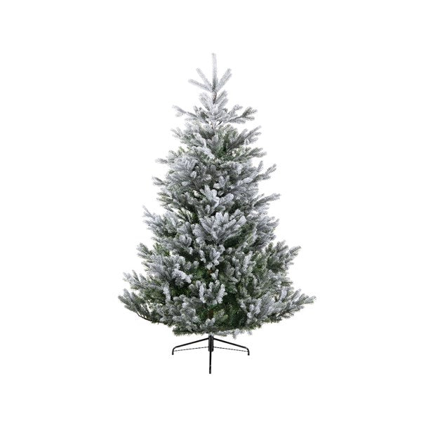 9ft Pre-Lit Arlberg Frosted Fir