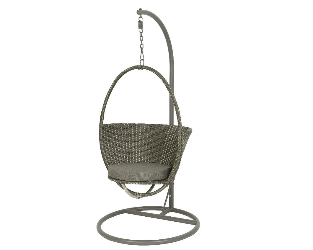 Corfu Iron Frame Hanging Chair
