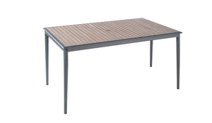 Penelope Patio Dining Set w/ Bench