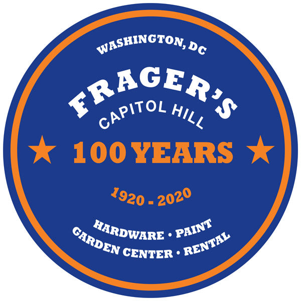 PREORDER: Frager's 100th Anniversary Sticker