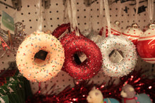 Load image into Gallery viewer, Donut Ornament